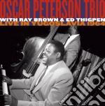 Oscar Peterson - Live In Yugoslavia 1964 cd musicale di Oscar Peterson