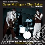 Complete recordings cd musicale di Bake Mulligan gerry