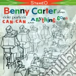 PLAYS CAN-CAN/ANYTHING                    cd musicale di Benny Carter