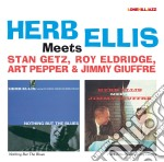 Herb Ellis - Meets Getz, Eldridge, Pepper, Giuffre cd musicale di Ellis getz eldridg