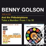 Golson Benny - Golson Benny-and The Philadelphians - Take A Number From 1 To 10 cd musicale di Benny Golson
