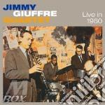Giuffre Jimmy - Live In 1960 cd musicale di JIMMY GIUFFRE