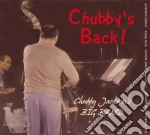 CHUBBY'S BACK & I'M ENTITLED TO YOU       cd musicale di Chubby Jackson