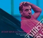 Buddy Rich Play The Arrangements Of Marty Paich & Ernie Wilkins cd musicale di Buddy Rich