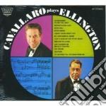 Carmen Cavallaro - Cavallaro Plays Ellington cd musicale di Carmen Cavallaro