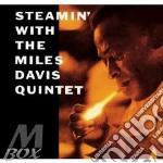 Steamin'/miles cd musicale di Miles Davis