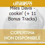 COOKIN' WITH...                           cd musicale di DAVIS MILES QUINTET