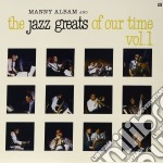 (LP VINILE) JAZZ GREATS OF OUR TIME 1 - LP 180GR.     lp vinile di ALBAM MANNY