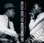 Lou Donaldson / Big John Patton - Possum Head / Signifyin' cd musicale di Patto Donaldson lou