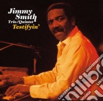 Jimmy Smith - Testifyin cd musicale di Jimmy Smith