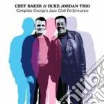 COMPL.GEORGE'S JAZZ PERF. cd musicale di Baker chet & jordan
