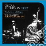 Oscar Peterson - The Complete Tokyo Concert 1964 cd musicale di Oscar Peterson