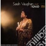 Sarah Vaughan - Live In Tokyo cd musicale di Sarah Vaughan