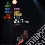 LIVE AT THE HALF NOTE                     cd musicale di Marsh wa Evans bill