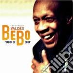 Bebo Valdes - Sabor De Cuba cd musicale di Bebo Valdes