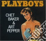 PLAYBOYS cd musicale di Pepper a Baker chet