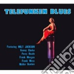 Kenny Clarke - Telefunken Blues cd musicale di Kenny Clarke