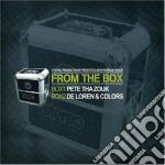 FROM THE BOX/2CD cd musicale di ARTISTI VARI