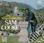 Sam Cooke - The Wonderful Worlds / My Kind Of Blues cd musicale di Sam Cooke