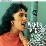 Wanda Jackson - Rockin' With Wanda! / There's A Party Goin' On cd musicale di Wanda Jackson