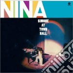 (LP VINILE) At town hall [lp] lp vinile di Nina Simone