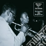 Miles Davis  / John Coltrane - The Legendary 1960 European Tour cd musicale di Coltran Davis miles