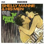 Shelly Manne - The Proper Time cd musicale di Manne shelly and his