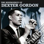 Dexter Gordon - The Resurgence cd musicale di Dexter Gordon