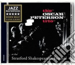 Oscar Peterson At The Stratford Shakespearean Festival cd musicale di Oscar Peterson
