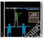 Gil Evans - Great Jazz Standards / New Bottle, Old Wine cd musicale di Gil Evans
