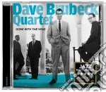 GONE WITH THE WIND (+ JAZZ IMPRESSION OF  cd musicale di BRUBECK DAVE QUARTET