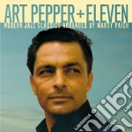 Art Pepper - Art Pepper / Eleven cd musicale di Art+eleven Pepper