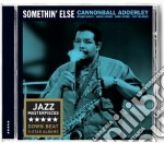 SOMETHIN'ELSE (+ SOPHISTICATED SWING)     cd musicale di Cannonball Adderley