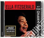 Ella Fitzgerald - At The Opera House cd musicale di Ella Fitzgerald