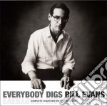EVERYBODY DIGS BILL EVANS                 cd musicale di Bill Evans
