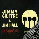 Jimmy Giuffre - The Original Trio cd musicale di Hall j Giuffre jimmy