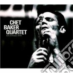 LIVE IN FRANCE 1978 cd musicale di BAKER CHET QUARTET