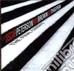 Peterson / Brown / Thigpen - The Final Concerts cd musicale di Peterson brown thi