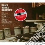 Hank Jones - Complete Recordings Vol. 2 cd musicale di Jones hank quartet
