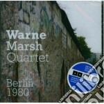 Marsh Warne - Berlin 1980 cd musicale di Warne Marsh