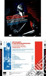 COMPLETE CONCERT AT CLUB SAINT GERMAIN cd musicale di Art Blakey