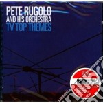 Pete Rugolo & His Orchestra - Tv Top Themes cd musicale di Rugolo pete and his