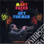 Art Farmer - The Many Faces Of cd musicale di ART FARMER