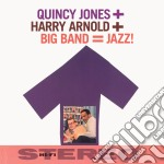 BIG BAND=JAZZ! +10 BONUS TRACKS cd musicale di Arnold Jones quincy
