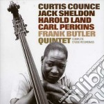 Counce, Sheldon, Land, Perkins, Butler - Complete Studio Recordings - The Master Takes cd musicale di Counce sheldon lan