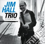 Jim Hall - The Complete Jazz Guitar cd musicale di HALL JIM TRIO