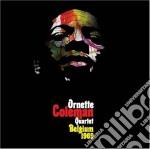 Ornette Coleman - Belgium 1969 cd musicale di Coleman ornette quartet
