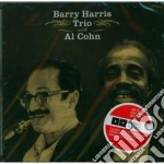 Barry Harris With Al Cohn cd musicale di HARRIS BARRY TRIO