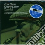 COMPLETE RECORDINGS cd musicale di Drew kenn Sims zoot