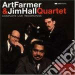 COMPLETE LIVE RECORDINGS cd musicale di Hall jim Farmer art